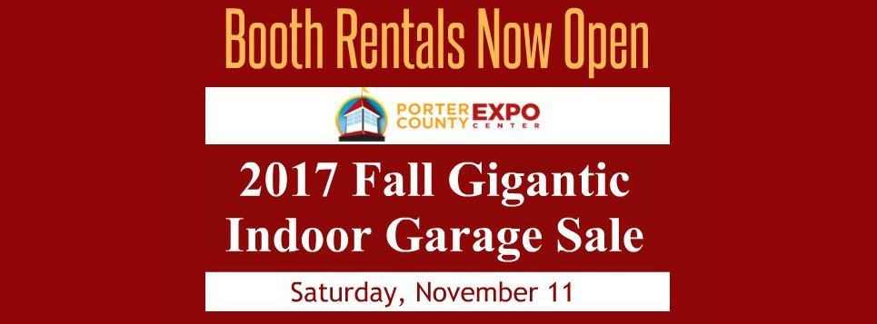 2017 Fall Garage Sale Page Banner