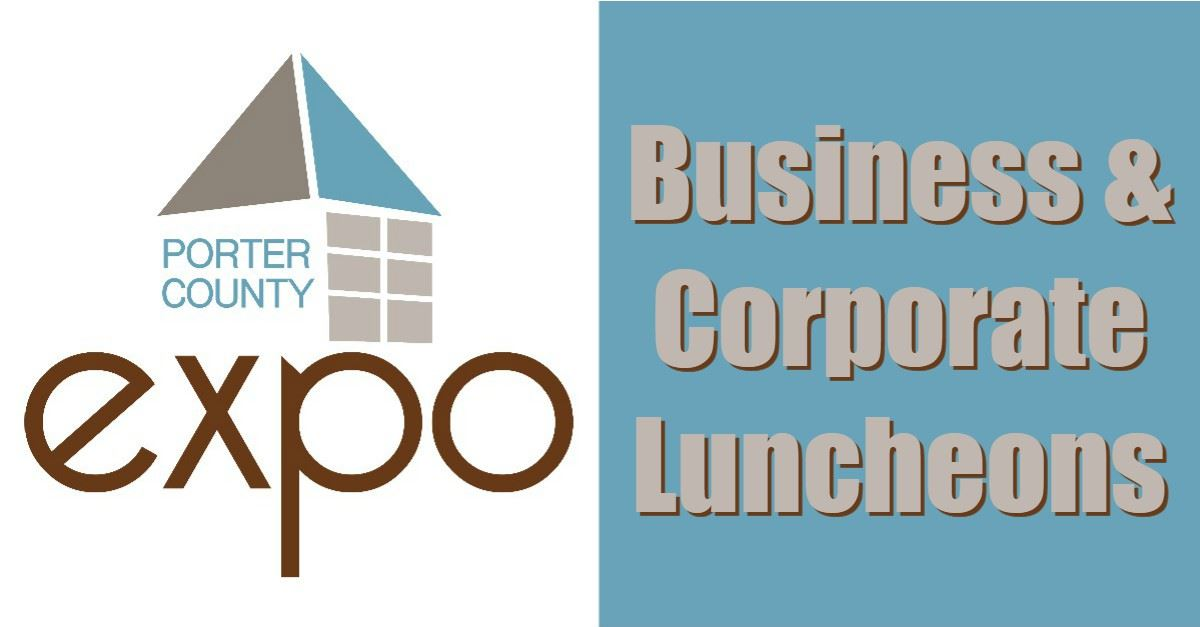 Business & Corporate Luncheons Page Banner