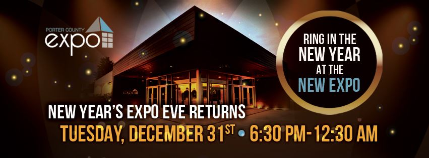 New Year&#39s Expo Eve Page Banner