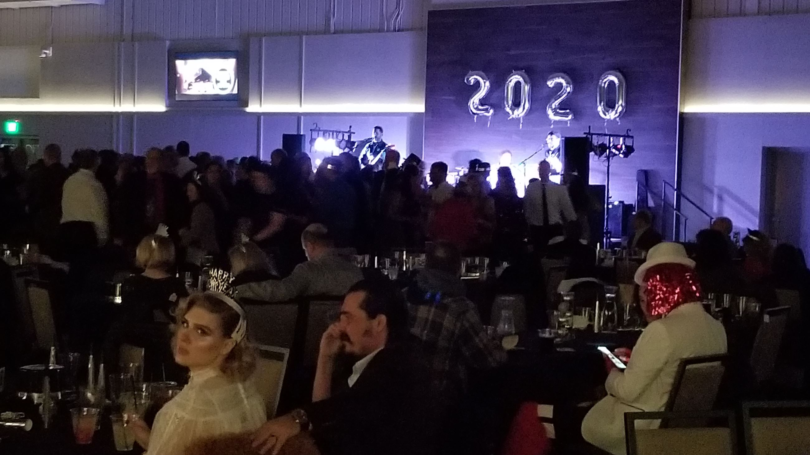 Photo from 2019 New Year's Expo Eve event.