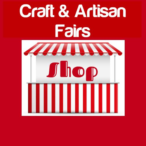 Craft & Artisan Fairs Icon
