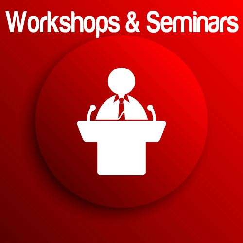 Workshops & Seminars Icon