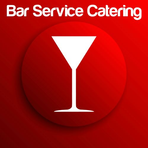 Bar Service Catering Icon