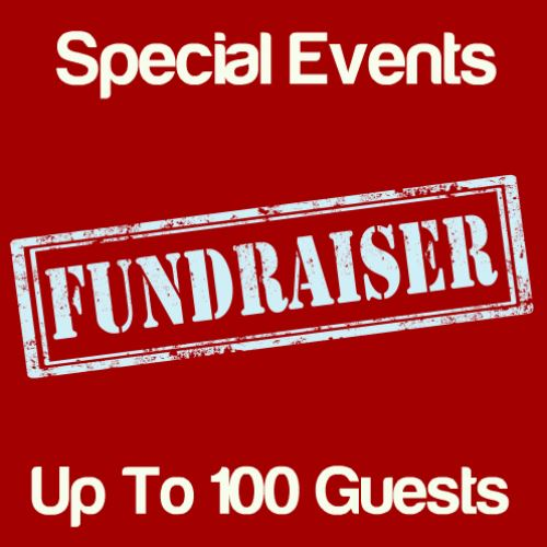 Fundraiser Special Events Up To 100 Guests Icon
