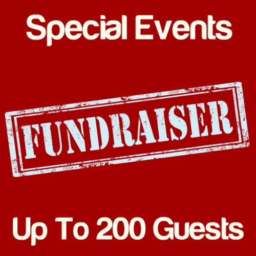 Fundraiser Special Events Up To 200 Guests Icon