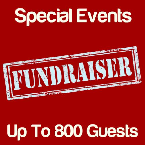 Fundraiser Special Events Up To 800 Guests Icon