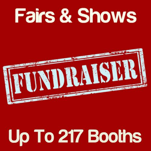 Fundraiser Fairs & Shows Up To 217 Booths Icon