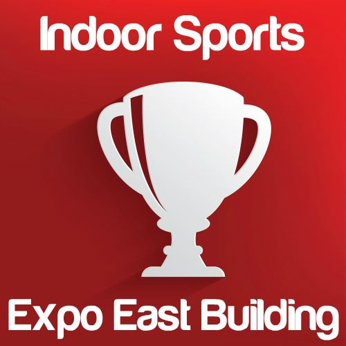 Indoor Sporting Events: Expo East Building Icon