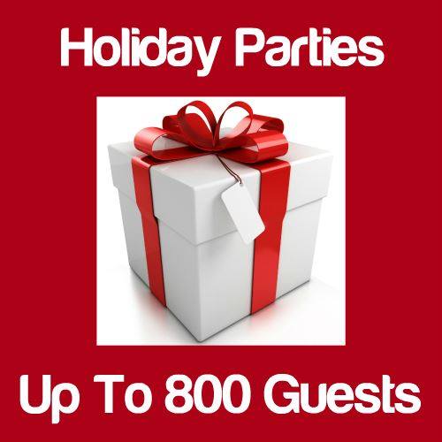 Holiday Party Up to 800 Guests Icon