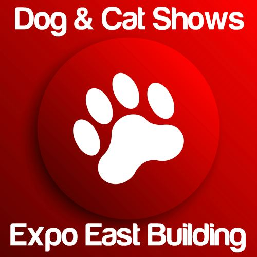 Dog & Cat Shows: Expo East Building Icon