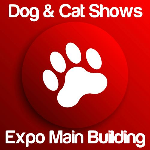 Dog & Cat Shows: Expo Main Building Icon