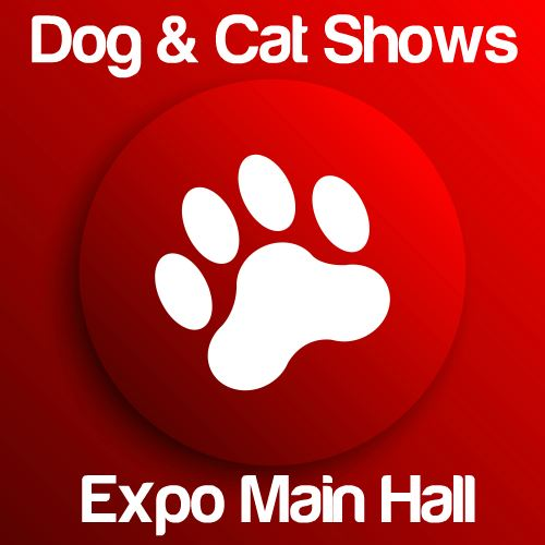 Dog & Cat Shows: Expo Main Hall Icon