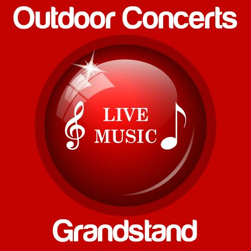 Outdoor Concert: Grandstand Icon