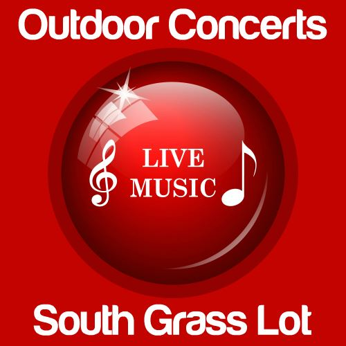 Outdoor Concert: South Grass Lot Icon
